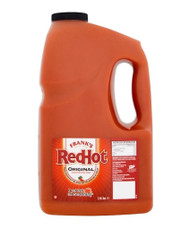 Frank's RedHot Original Cayenne Pepper Sauce 3.78L
