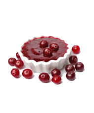 Wild Mountain Cranberry Sauce