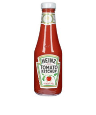 Heinz Tomato Ketchup Glass Bottle