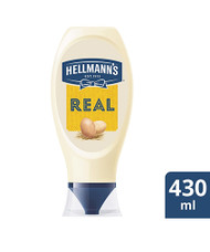 Hellmans Mayonnaise Squeezy Bottle
