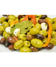 Mykonos Mixed Pitted Olives