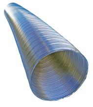 Aluminium Semi Rigid Duct Plain