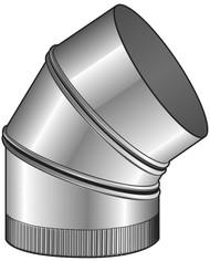 45° Adjustable Bends