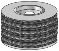 Fibreglass Ladderback Tape