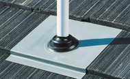 Lead Tile Flashings