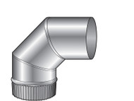 90° Fixed Bends (3 Segment) Galv