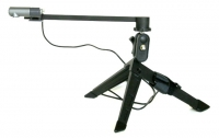 FlowTek A-215 Tripod and Camera  Tripod with Camera assembly allows real time and recorded imaging of the experiment or training. Cameras are either PC or Mac compatible, please specify in your order.