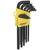 "Bondhus Set 13 Balldriver L-wrenches .050-3/8"" Xl"