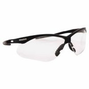 Jackson V30 Nemesis Safety Eyewear, Polycarbonate Anti-scratch Lenses, Black Nylon Frame
