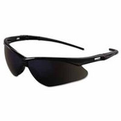 Jackson V30 Nemesis Safety Eyewear, Smoke-mirror Polycarb Anti-scratch Lenses, Blk Frame