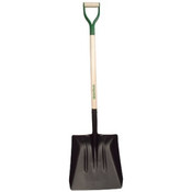 Union Tools D-handle Steel Street Shovel
