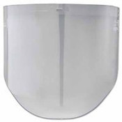 3m Personal Safety Division Clear Polycarbonate Faceshield Wp96, Face Protection 82701-00000, Molded/PER EACH