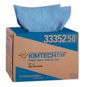 Kimberly-clark Professional Kimtex Surface Preparation Towels Blue 180/box