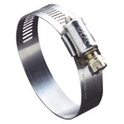 "Ideal 3/8""-7/8"" 1/2""ss Hose Clamp W/plated 5/"