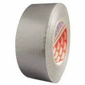 "Tesa Tapes 2""x60yds Silver Duct Tape Economy Grade"
