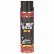 Aervoe High Strength Adhesives, 12 Oz, Aerosol Can