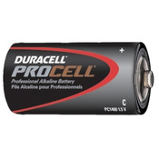 Duracell Alkaline Batteries, C-cell/PER PACK OF 12