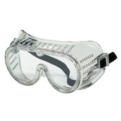Crews Protective Goggle Anit-fog Clear|protective Goggles, Anit-fog, Clear