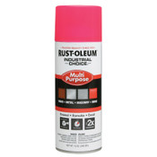 830 FLUORESCENT PINK PAINT 12OZ. FILL WT./PER CAN