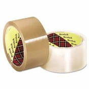 3m Industrial 021200-19280 Scotch Industrial Box Sealing Tapes 371, PER ROLL (MINIMUM ORDER 24 ROLLS)