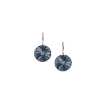 True Blue Drop Earrings (E2644)