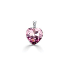 Princess Heart Pendant (EN1411)