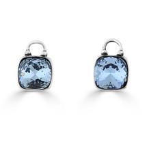 Denim Love To Love Earring Charms (E4159)