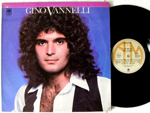 GINO VANNELLI The Best Of Gino Vannelli AM 20208 Argentina LP 1973