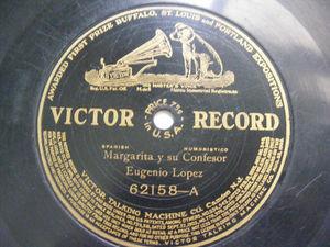 EUGENIO LOPEZ Victor 621858 COMIC 78 MARGARITA Y SU CONFESOR / GAUCHO EN PARIS
