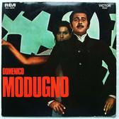 DOMENICO MODUGNO Rca AVL-3940 Argentina MONO LP 1959