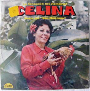 CELINA GONZALEZ Reina Del Son Montuno MEXICAN SEALED LP 1982