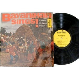 BAYANIHAN SINGS! Philippine Dance Company MONITOR MF-372 LP NM