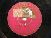 EDDIE CANTOR, LISA KIRK & SAMMY KAYE hmv 3902 78 JUKE BOY ANNIE / THE OLD PIANO