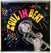 SOUL IN BEAT Rare PROMO Odeon URL20555 URUGUAY MONO LP