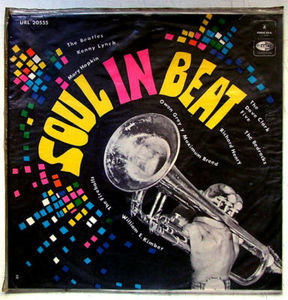 SOUL IN BEAT Rare PROMO Odeon URL20555 URUGUAY MONO LP
