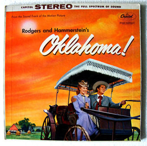 RODGERS AND HAMMERSTEIN Oklahoma! CAPITOL 595 USA LP