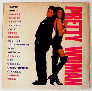 PRETTY WOMAN Emi 58647 PROMO OST Argentine LP 1990