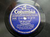 PHILIPPE GAUBERT Columbia 77 2x78 Set LALO Le Roi D'ys