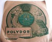 ALOIS MELICHAR Polydor 24429 78rpm DIE SCHONBRUNNER NM