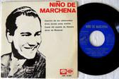 "7"" NIÑO MARCHENA & MONTOYA, BADAJOS lvdsa 14204 45rpm"