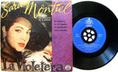 """7"""" SARA MONTIEL La Violetera en HISPAVOX EP PS 45rpm"""