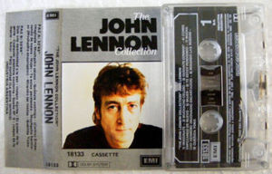 JOHN LENNON The Collection EMI 18133 Cassette ARGENTINA