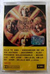 THE BEATLES 20 Exitos De ORo ARGENTINA Cassette NEW