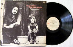 JUAN CARLOS BAGLIETTO, FITO PAEZ Tiempos Dificiles ROCK ARGENTINO LP 1982