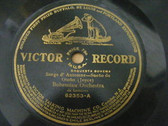 LONDON BOHEMIAN ORCHESTRA Victor 62353 78 SOGNE D'AUTOM