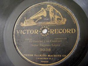 EUGENIO LOPEZ Victor 3038 COMIC 78 EL GAUCHO Y CONFESOR