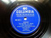 BARTLETT & ROBERTSON Columbia 71580 2 PIANOS 2x78rpm