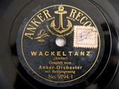 ANKER-ORCHESTER Anker 9794 78rpm BADEHOSEN MARSCH