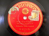 EDITH LORAND ORCH Parlophon 6117 78rpm STRAUSS