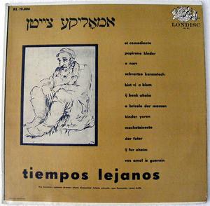 BURNSTEIN, STRAMER, FURMANSKY Londisc 19000 JEWISH LP